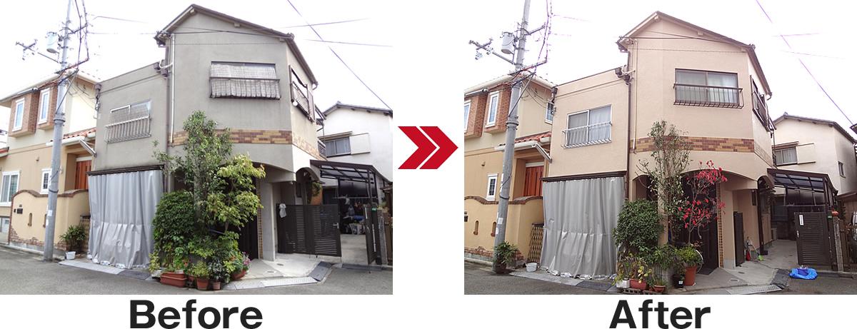 画像:堺市H様邸
